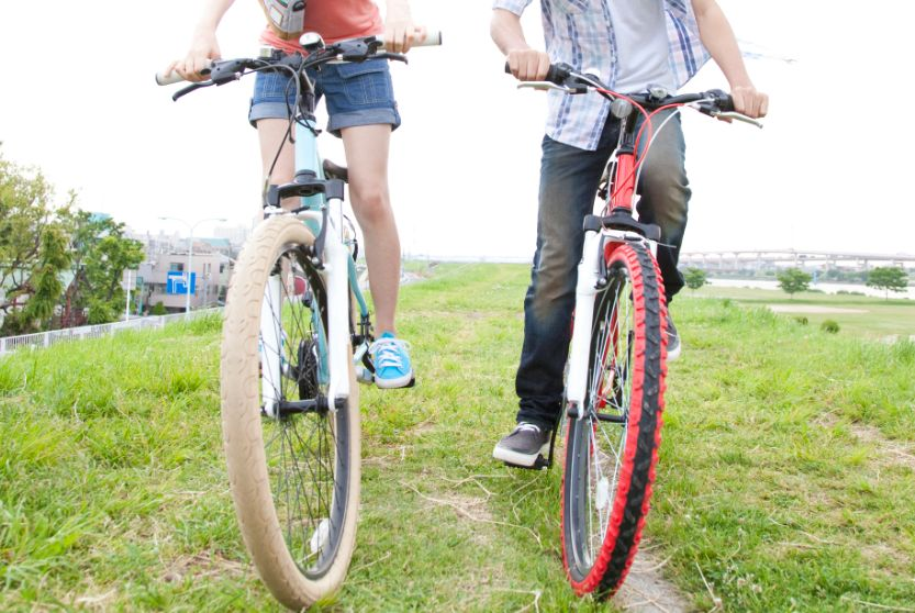 TSマーク対象、対象外の自転車